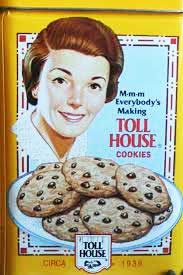 Packaged Toll House Cookies
